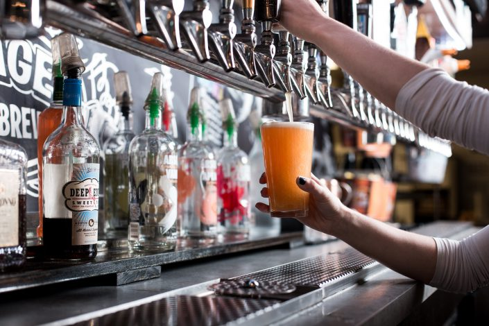 Image of Beer On Tap