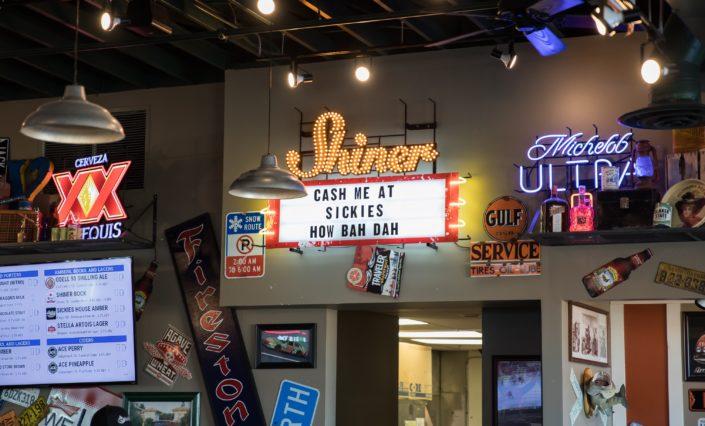 Award Winning Burgers And Wings Sickies Garage Restaurants