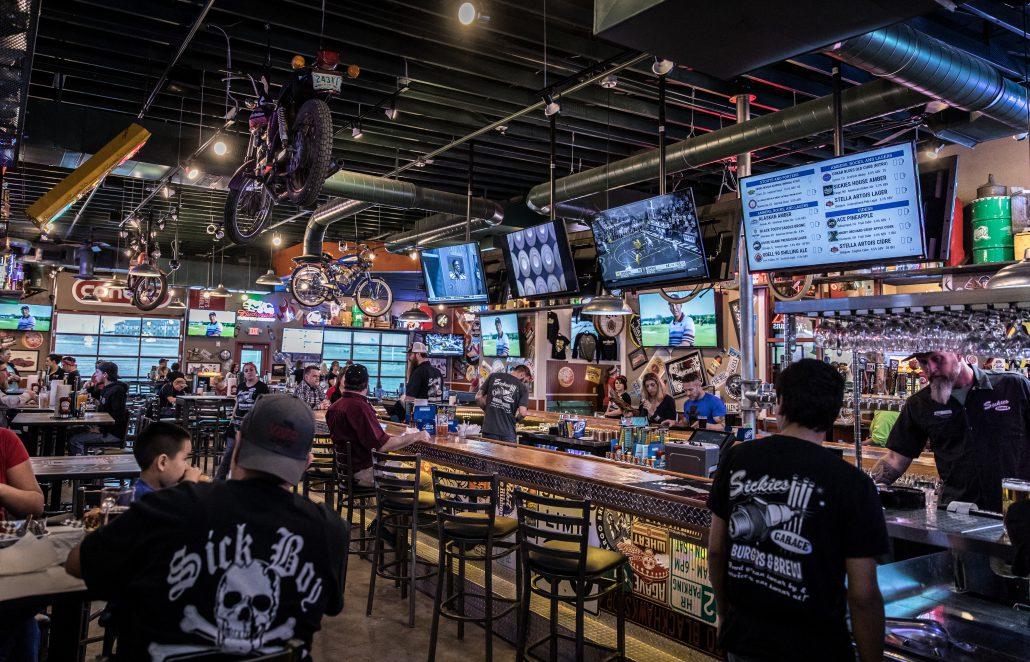 Bar at Sickies Rapid City