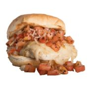 Bruschetta Chicken Sandwich