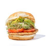 California Avocado Turkey Burger