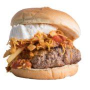 Chili Cheese Fries Burger