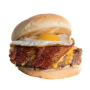 Eggstraordinary Burger