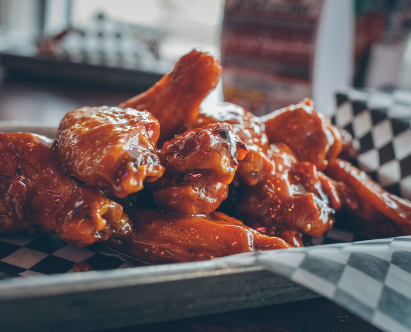 Sickies Traditional Wings