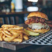 Fatboy Kobe Burger