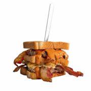 Chowzilla Turbocharged Burger