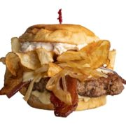 Couch Potato Burger