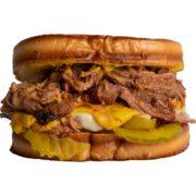 Crazy Cuban Burger