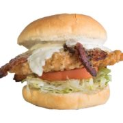 Crispy Chicken Ranch Sandwich