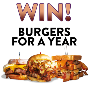 Win Burgers for a Year