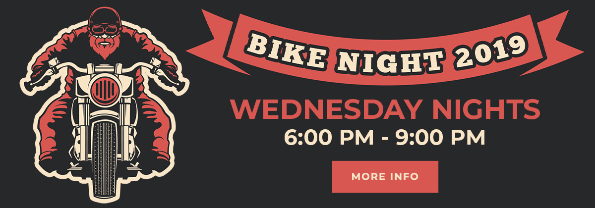 Sickies Bike Night 2019