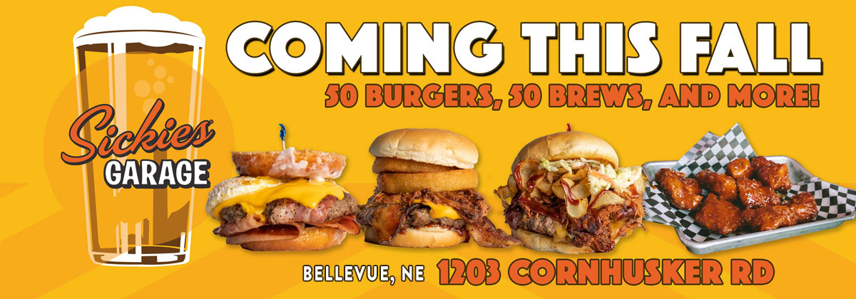Coming Soon to Bellevue, Nebraska